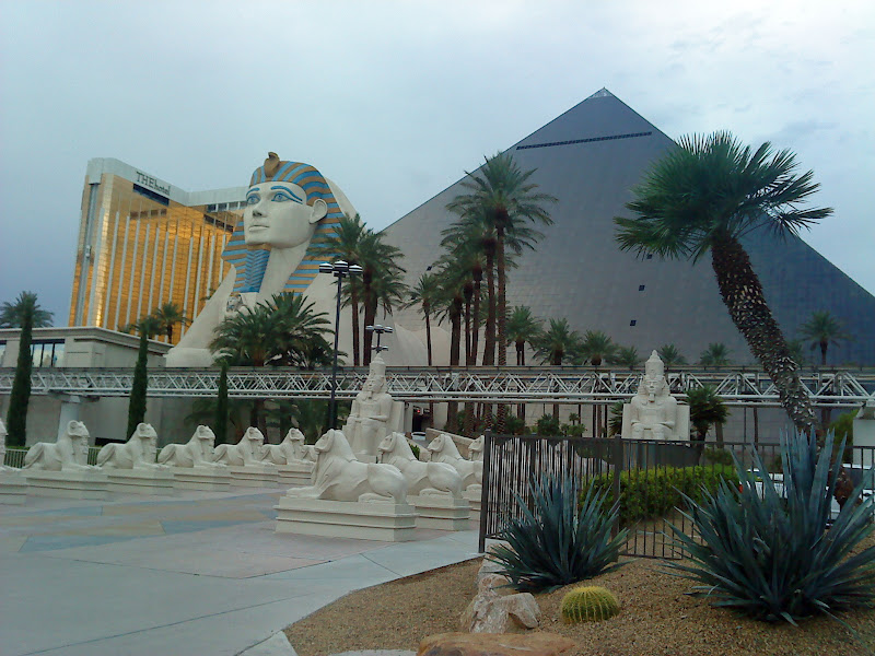 las vegas casino exhibition