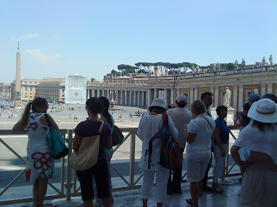 by E.V.Pita / Basilica of Saint Peter / Vatican City