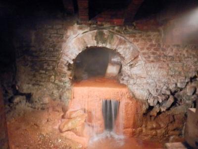 By E.V.Pita (2013) , Britannia: Aquae Sulis (Bath) Roman baths / Por E.V.Pita (2013) Britania: termas romanas de Aquae Sulis (Bath)