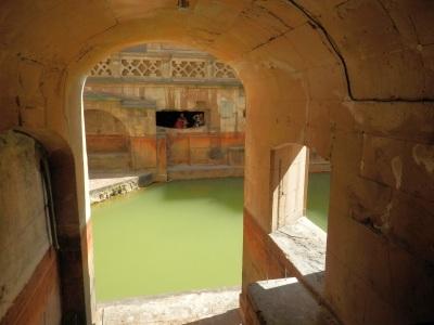 By E.V.Pita , Britannia: Aquae Sulis (Bath) Roman baths / Por E.V.Pita Britania: termas romanas de Aquae Sulis (Bath)