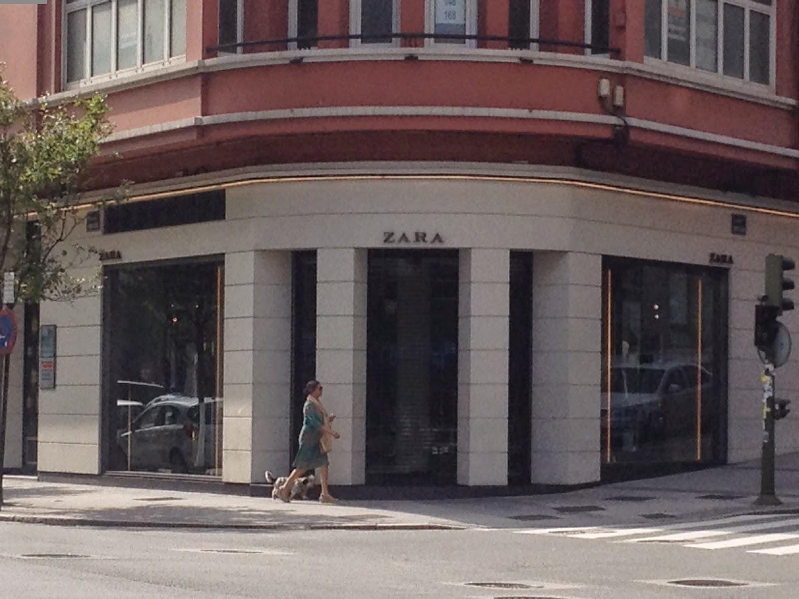 Zara shops in the world tiendas de zara en el mundo - Zara home coruna ...