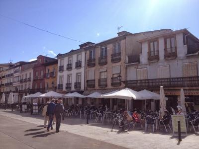 by E.V.Pita (2014)..... St James' Way: Viilafranca del Bierzo (Spain), one hour of walking (Castilla-Leon) /  E.V.Pita.... Camino de Santiago, una hora de paseo en Villafranca del Bierzo / por E.V.Pita.... O Camiño no Bierzo