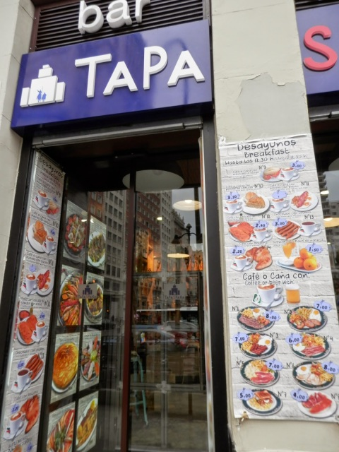 "by E.V.Pita.... Spain, ""tapas"" in Madrid / por E.V.Pita... De tapeo por Madrid /// http://picturesplanetbyevpita.blogspot.com/2014/11/spain-tapas-in-madrid-de-tapeo-por.html"