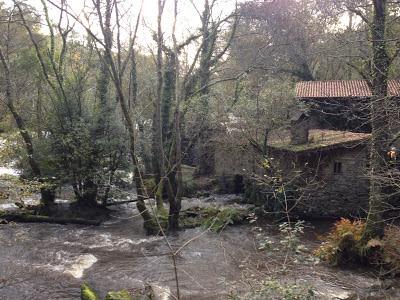 by E.V.Pita / River Anllons - Verdes (Spain, Galicia)