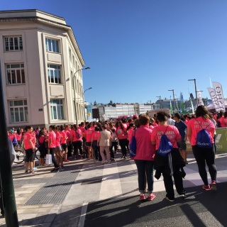 Spain, Cancer Women Race 2015 Corunna    by E.V.Pita (2015)  http://evpita.blogspot.com/2015/09/spain-cancer-women-race-2015-corunna.html   Carrera de Mujeres contra el Cáncer 2015 en A Coruña    por E.V.Pita (2015)