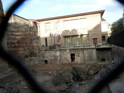 Galia: Roman baths in Lutetia Parisiorum (Thermes of Cluny - Paris)    by E.V.Pita (2015)  http://archeopolis.blogspot.com/2015/10/galia-roman-baths-in-lutetia-parisiorum.html  Galia: Termas romanas de Lutecia (Cluny-París)   por E.V.Pita (2015)