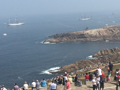 The Tall Ships Races 2016 (A Coruña) by E.V.Pita